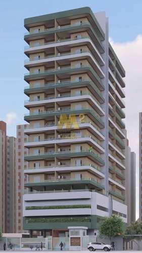 Apartamento, código 3842 em Praia Grande, bairro Ocian