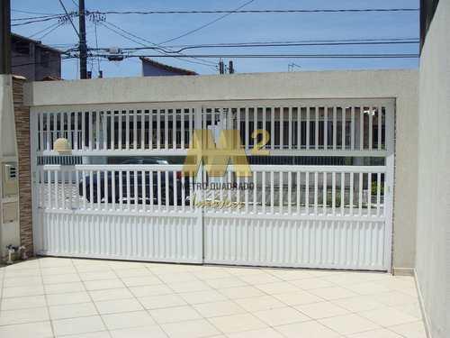 Casa, código 3863 em Praia Grande, bairro Tupi