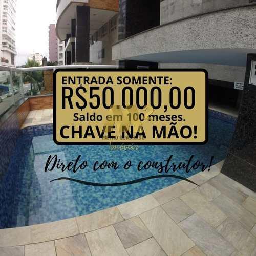 Apartamento, código 3935 em Praia Grande, bairro Canto do Forte