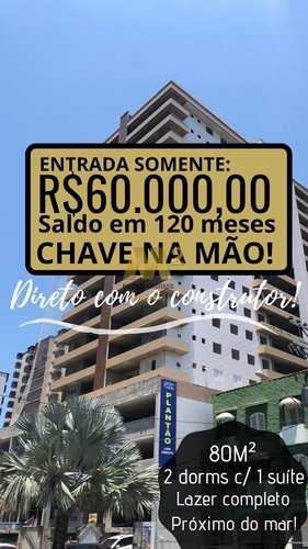 Apartamento, código 3940 em Praia Grande, bairro Caiçara