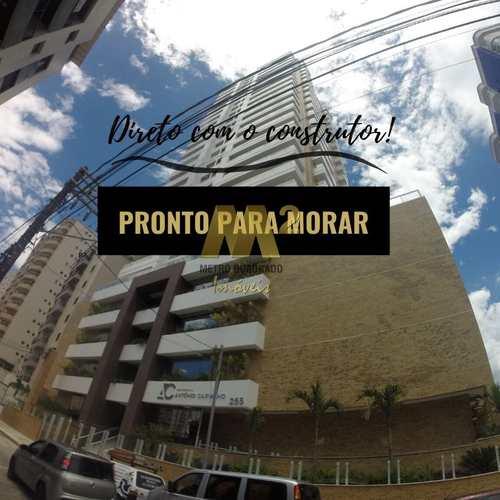 Apartamento, código 3960 em Praia Grande, bairro Aviação