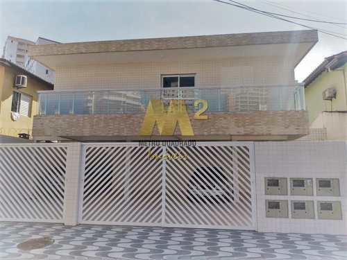 Casa de Condomínio, código 3991 em Praia Grande, bairro Boqueirão
