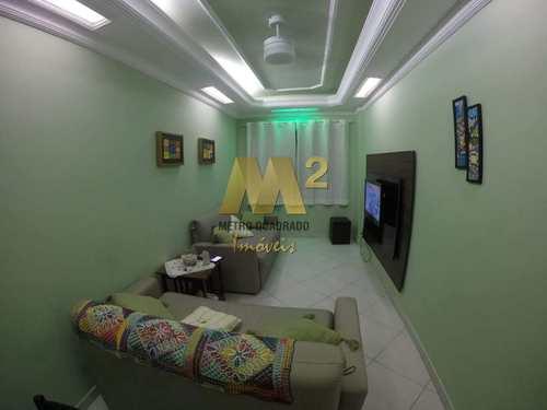 Apartamento, código 4002 em Praia Grande, bairro Caiçara
