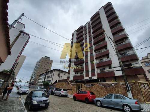 Apartamento, código 4015 em Praia Grande, bairro Guilhermina