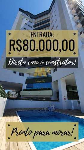 Apartamento, código 4083 em Praia Grande, bairro Guilhermina