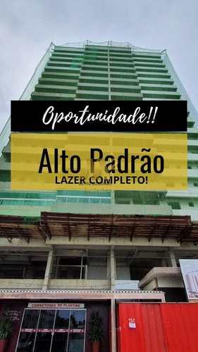 Apartamento, código 4087 em Praia Grande, bairro Caiçara