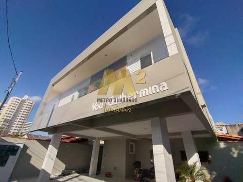 Casa de Condomínio, código 4115 em Praia Grande, bairro Guilhermina