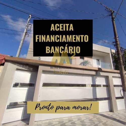 Casa de Condomínio, código 4116 em Praia Grande, bairro Guilhermina