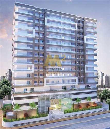 Apartamento, código 4157 em Praia Grande, bairro Guilhermina