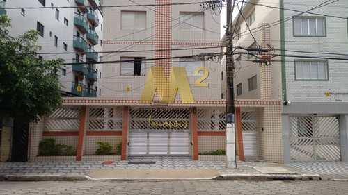 Apartamento, código 4163 em Praia Grande, bairro Guilhermina