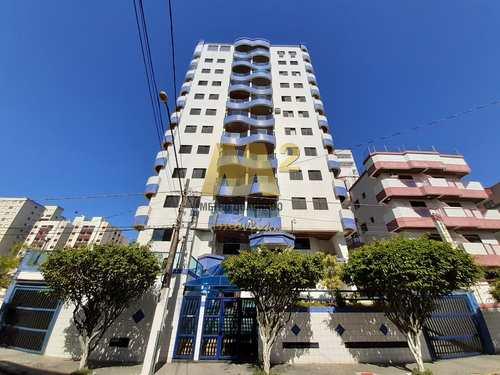Apartamento, código 4206 em Praia Grande, bairro Ocian