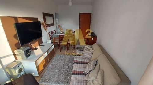 Apartamento, código 4636 em Praia Grande, bairro Guilhermina