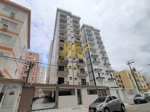 Apartamento, código 4741 em Praia Grande, bairro Aviação