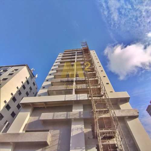 Apartamento, código 4758 em Praia Grande, bairro Guilhermina