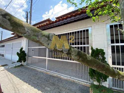 Sobrado, código 4910 em Praia Grande, bairro Caiçara