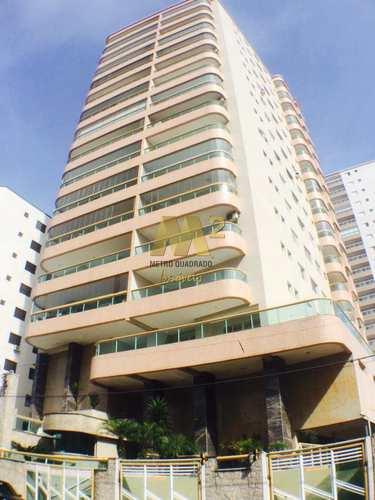 Apartamento, código 5185 em Praia Grande, bairro Aviação