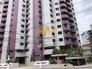 Apartamento, código 5194 em Praia Grande, bairro Guilhermina
