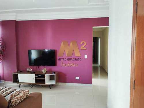 Apartamento, código 5300 em Praia Grande, bairro Guilhermina