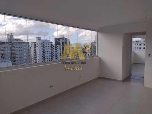 Apartamento, código 5331 em Praia Grande, bairro Guilhermina