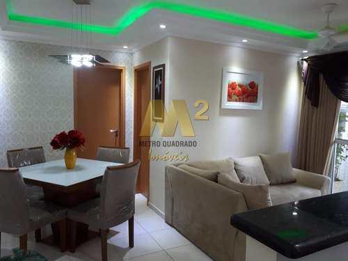 Apartamento, código 5627 em Praia Grande, bairro Guilhermina