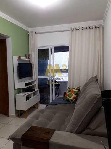 Apartamento, código 5965 em Praia Grande, bairro Maracanã