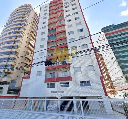 Apartamento, código 6169 em Praia Grande, bairro Aviação
