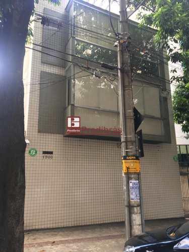 Apartamento, código 336 em Belo Horizonte, bairro Lourdes