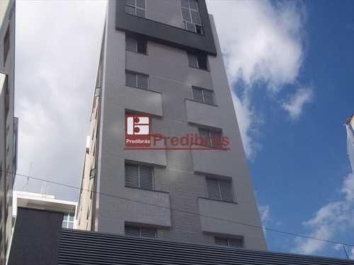 Apartamento, código 254 em Belo Horizonte, bairro Santa Efigênia