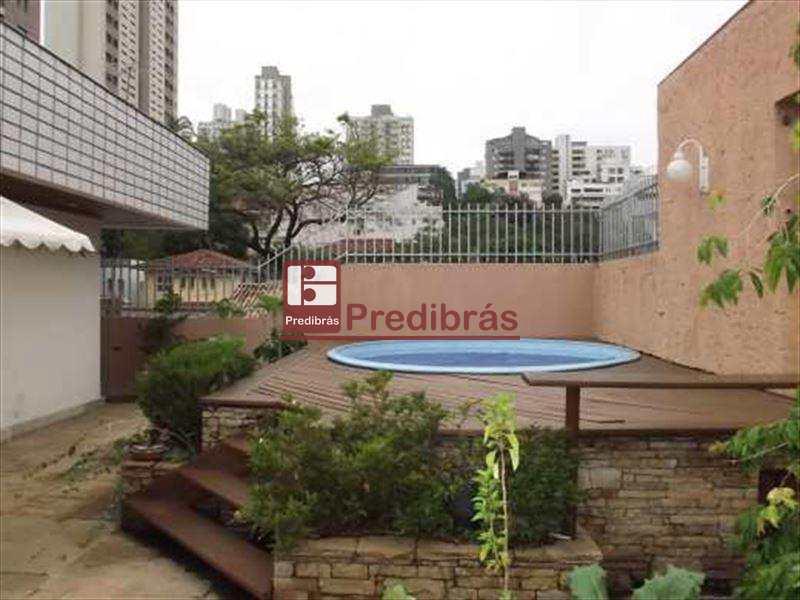 Cobertura em Belo Horizonte, no bairro Santo Antônio