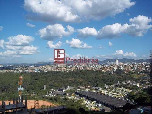 Apartamento, código 403 em Belo Horizonte, bairro Ouro Preto