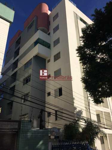 Apartamento, código 408 em Belo Horizonte, bairro Coração Eucarístico