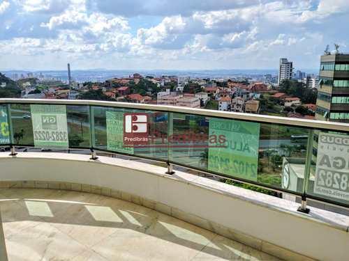 Apartamento, código 436 em Belo Horizonte, bairro Belvedere