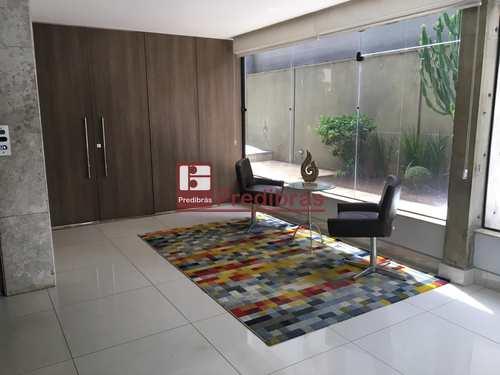 Apartamento, código 445 em Belo Horizonte, bairro Santo Antônio
