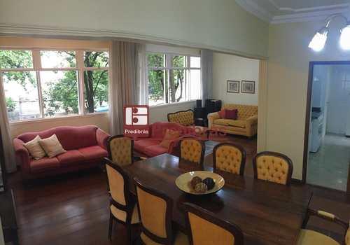 Apartamento, código 447 em Belo Horizonte, bairro Sion