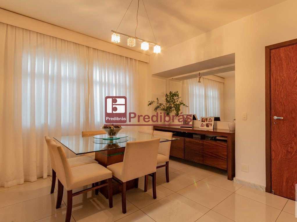 Apartamento em Belo Horizonte, no bairro Santo Antônio