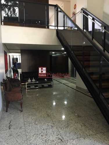 Cobertura, código 502 em Belo Horizonte, bairro Funcionários