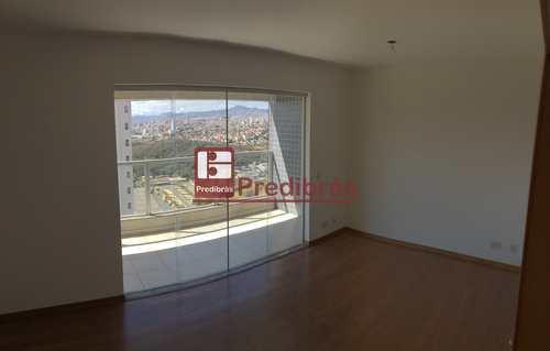 Apartamento, código 514 em Belo Horizonte, bairro Ouro Preto