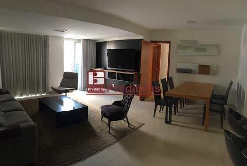 Apartamento, código 522 em Belo Horizonte, bairro Lourdes