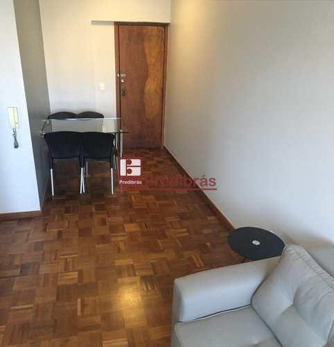 Apartamento, código 554 em Belo Horizonte, bairro Funcionários