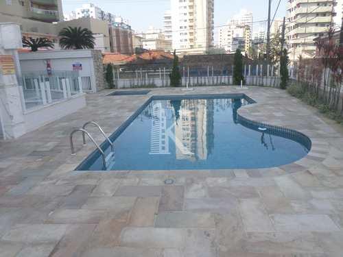 Apartamento, código 2490 em Praia Grande, bairro Aviação