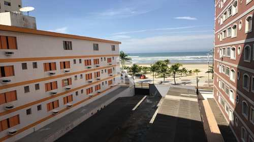 Apartamento, código 2184 em Praia Grande, bairro Aviação