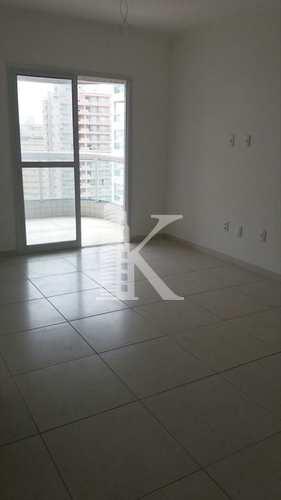 Apartamento, código 2175 em Praia Grande, bairro Ocian