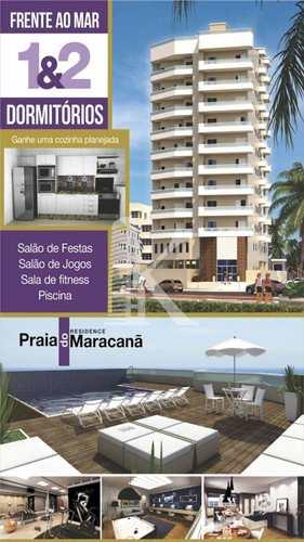 Apartamento, código 2130 em Praia Grande, bairro Balneário Ipanema Mirim