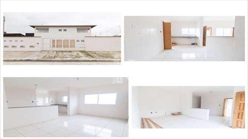 Casa em Praia Grande, no bairro Ribeirópolis