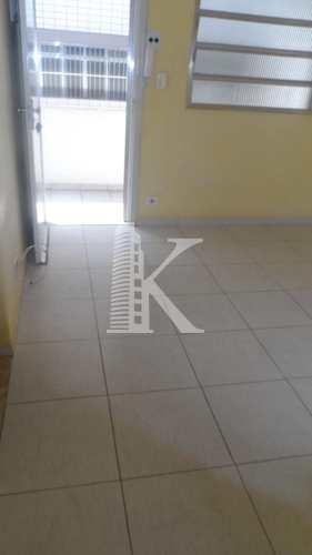 Apartamento, código 1775 em Praia Grande, bairro Guilhermina