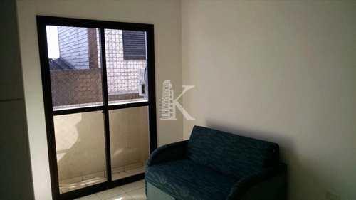 Apartamento, código 1517 em Praia Grande, bairro Guilhermina