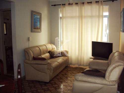 Apartamento, código 1060 em Praia Grande, bairro Guilhermina