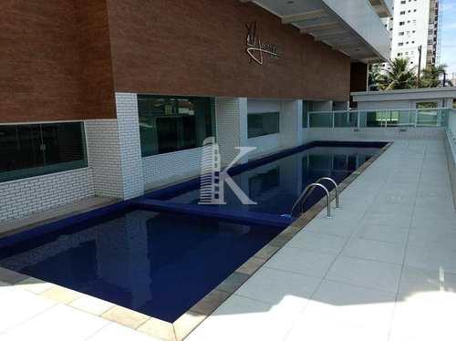 Apartamento, código 2633 em Praia Grande, bairro Guilhermina