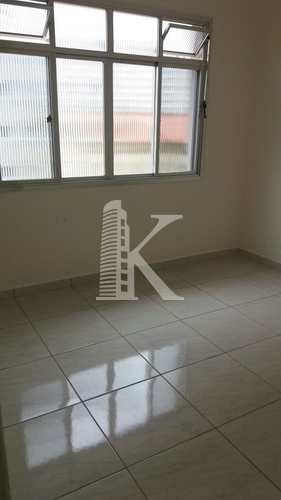 Apartamento, código 2640 em Praia Grande, bairro Guilhermina