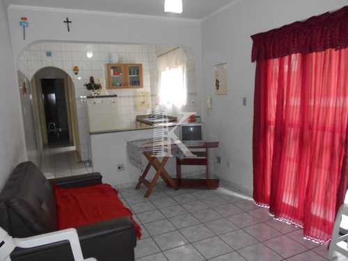 Apartamento, código 2669 em Praia Grande, bairro Aviação